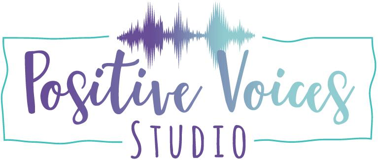 Positive Voices Logo